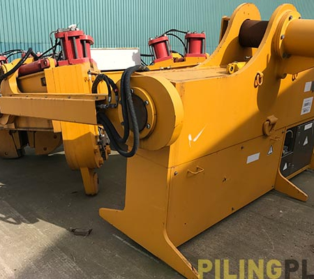 Image of Hydraulic lifting tool for pile handles 01