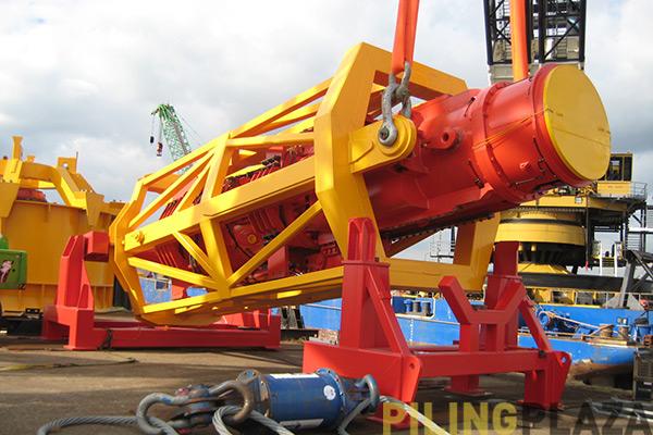 D800-12 Diesel Pile Hammer for sale - PilingPlaza